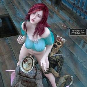 Mad Alyss 4 - Ghost Ship Porn Comic 038