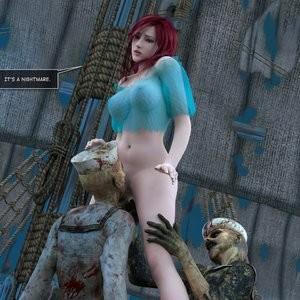 Mad Alyss 4 - Ghost Ship Porn Comic 041