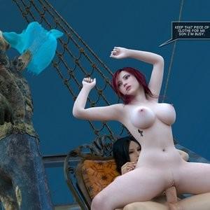 Mad Alyss 4 - Ghost Ship Porn Comic 051