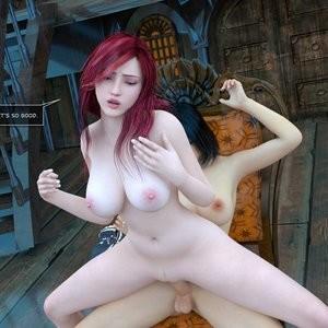 Mad Alyss 4 - Ghost Ship Porn Comic 052