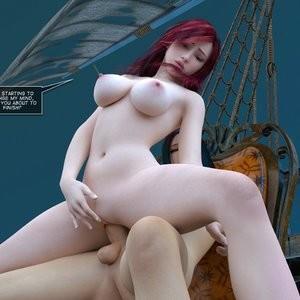 Mad Alyss 4 - Ghost Ship Porn Comic 055