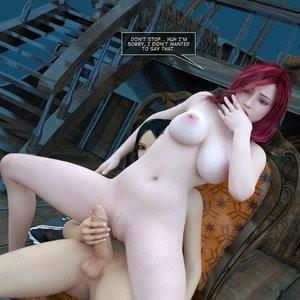 Mad Alyss 4 - Ghost Ship Porn Comic 062