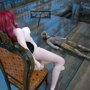 Mad Alyss 4 - Ghost Ship Porn Comic 063