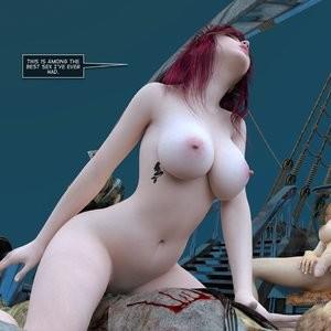 Mad Alyss 4 - Ghost Ship Porn Comic 067