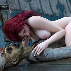 Mad Alyss 4 - Ghost Ship Porn Comic 070