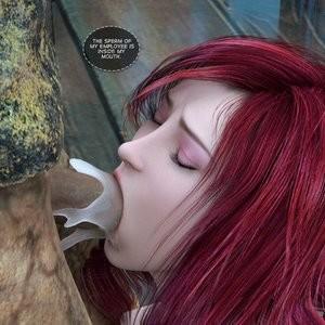 Mad Alyss 4 - Ghost Ship Porn Comic 091