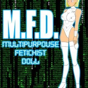 Porn Comics - M.F.D PornComix