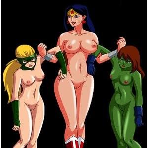 Porn Comics - Low Class Heroines Cartoon Porn Comic