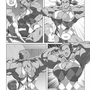 Miss Monday - Big Bet 2 Porn Comic 005