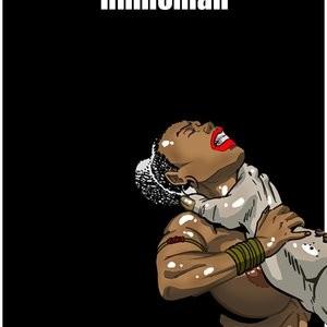 Porn Comics - Monster Violation 8 – Rhinoman Cartoon Comic