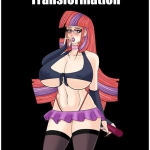 Porn Comics - Moondancer's Transformation Cartoon Porn Comic