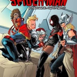 Porn Comics - Ms Marvel Spider-Man PornComix