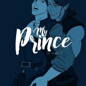 Porn Comics - My Prince Porn Comic