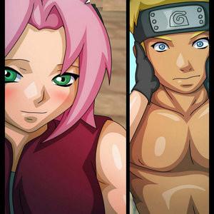 Porn Comics - Naruto & Sakura Cartoon Porn Comic