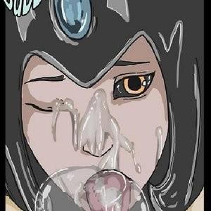 Porn Comics - Nami Blowing Bubbles Cartoon Porn Comic