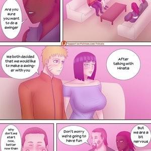 Naruto Hokage 3 Porn Comic 004