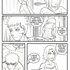 Naruto-Quest 1 - The Hero And The Princess! Porn Comic 005