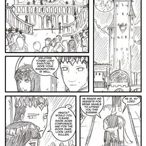 Naruto-Quest 1 - The Hero And The Princess! Porn Comic 010