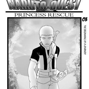 Porn Comics - Naruto-Quest 3 – The Beginning Of A Journey Cartoon Porn Comic