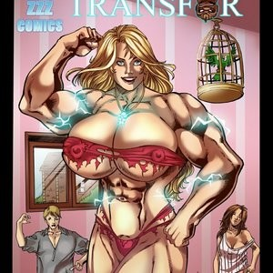 Porn Comics - Nozama Transfer 1 Sex Comic