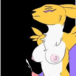 Porn Comics - Oh My Renamon Cartoon Porn Comic
