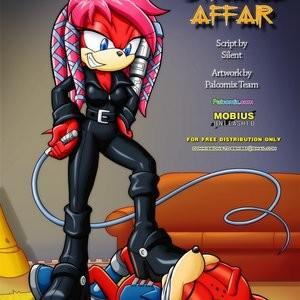 A Strange Affair 1 Porn Comic 001