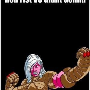 Porn Comics - Omega Fighters 2 – Red Fist VS Giant Genna Sex Comic