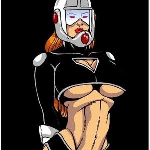Porn Comics - Omega Fighters 23 Cartoon Comic