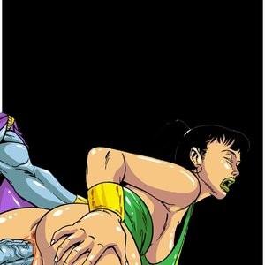 Porn Comics - Omega Fighters 22 Cartoon Porn Comic