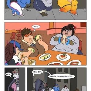 Overweight Watch Porn Comic 011