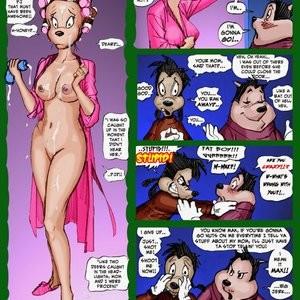 Peggy Cums Camping Porn Comic 020