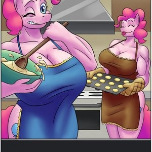 Porn Comics - Pinkie Sense Porn Comic