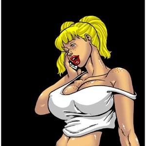Porn Comics - Poison 8 Sex Comic