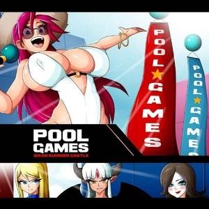 Porn Comics - Pool Games Porn Comic