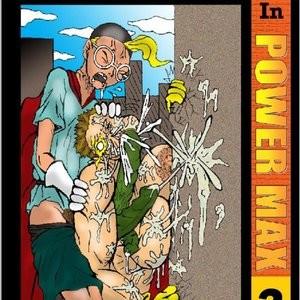 Power Max 2 Porn Comic