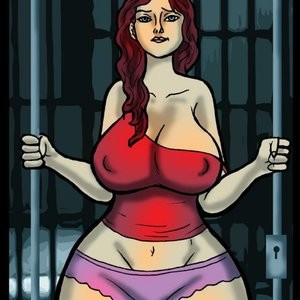 Porn Comics - Prison Control 2 Sex Comic