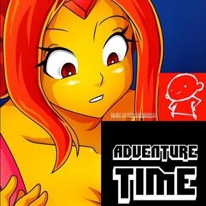 Adventure Time 3 - Ice Age Porn Comic 001