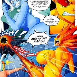 Adventure Time 3 - Ice Age Porn Comic 022