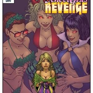 Porn Comics - Schoolgirls Revenge 14 Sex Comic