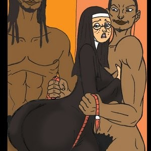 Porn Comics - Sister O'Malley 2 PornComix