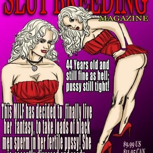Porn Comics - Slut Breeding 2 Porn Comic