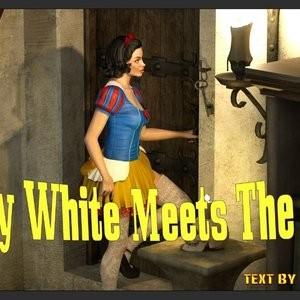 Porn Comics - Snow White Meets The Queen 1 Porn Comic