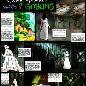 Porn Comics - Snow White And The 7 Goblins PornComix