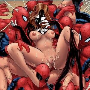 Porn Comics - Spidercest 13 – Corruptress Of The Spiderverse Sex Comic