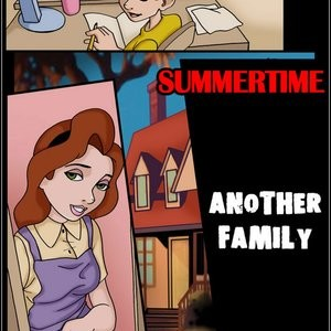 Another Family 3 - Summertime Porn Comic 001