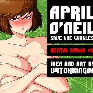 Porn Comics - April O'Neil 1 – Save The Turtles Porn Comic