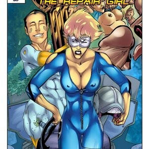 Porn Comics - Stacy – The Rapair Girl 5 PornComix