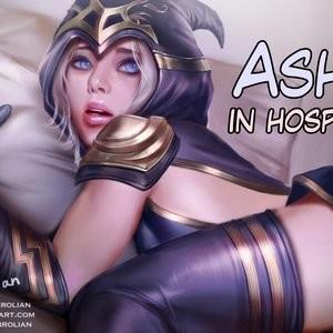 Porn Comics - Ashe In Hospital Porn Comic