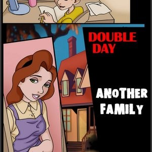 Porn Comics - Another Family 9 – Double Day Porn Comic