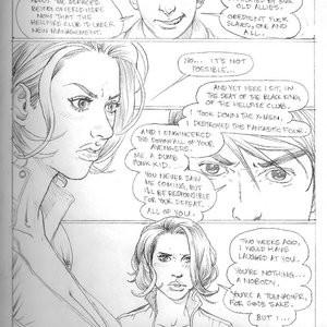 Submission Agenda 11 - Black Widow & She-Hulk Porn Comic 005